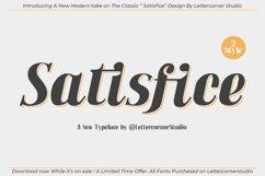 Satisfice Product Image 1