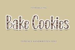 Bake Cookies Product Image 1