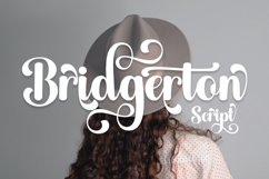 Bridgerton Script Product Image 2