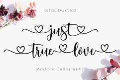 Just True Love Product Image 1