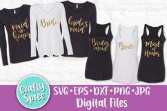 Bachelorette Party Bundle SVG DXF Design File Sublimation Product Image 4