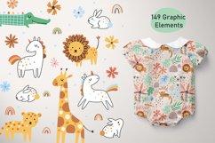Safari - Baby illustration Product Image 2