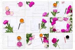 Peony. Styled stock photo set. Product Image 3
