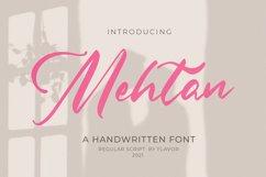 Mehtan Script Product Image 1