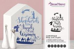 Nativity SVG Bundle | Christmas Nativity Bundle SVG Product Image 2
