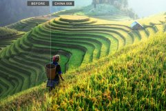 20 China Tone Lightroom & Camera Raw Presets Product Image 8