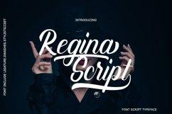 Regina Script Product Image 1