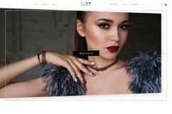 Svet - Fashion E-commerce PSD Template Product Image 2