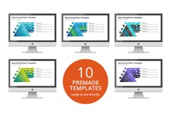 Best multipurpose PowerPoint Presentation Template Product Image 3