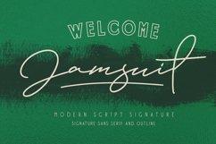 10 Font Script Collection + doodlee art Product Image 2