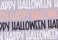 SCARY SKELLY a Halloween Display Font Product Image 5