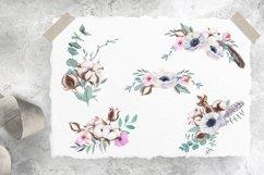 Cotton & Anemones Watercolor Set Product Image 5