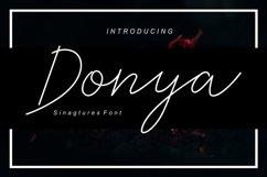 Donya Product Image 1