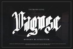 Dagose | Modern Blackletter Product Image 1