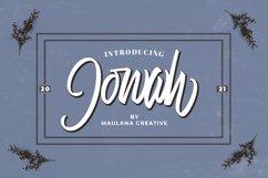 Jonah Brush Font Product Image 1