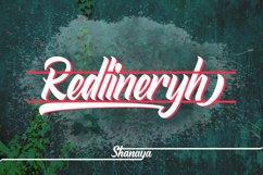 Redlineryh Typeface Product Image 1