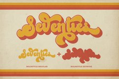 The Boldstyle | Retro Script Product Image 4