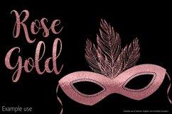 Rose Gold Foils Mix Product Image 4