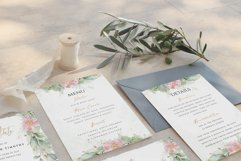 Eucalyptus Pink Floral Wedding Suite Product Image 3