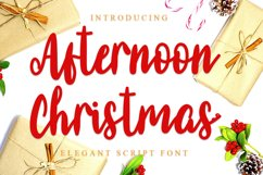 Afternoon Christmas Product Image 1