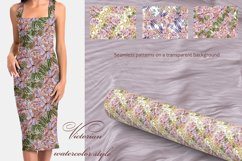 Victorian watercolor style Product Image 6