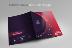 Modern Corporate Branding Identity Stationery Template Product Image 11