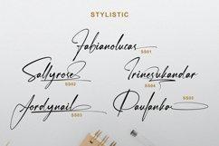Janelotus - Signature Font Product Image 4