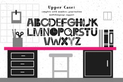 Back To School Font Product Image 2