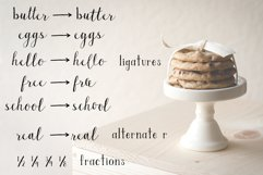 The Whimsical Handwritten Font Bundle Product Image 4