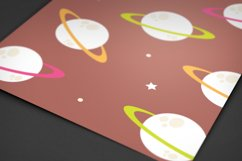 Outer Space Seamless Pattern Pack Product Image 3