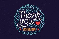 Ashalina Duo Font Product Image 6