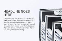 Logico-Sans Simple Modern Font Product Image 5