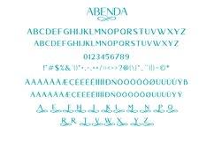 Abenda - Elegant Typeface Product Image 6
