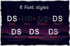 Dark surfer - vintage label font Product Image 3