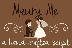 Maury Me Product Image 1