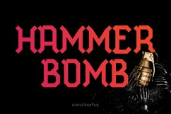 Hammer Bomb Product Image 1