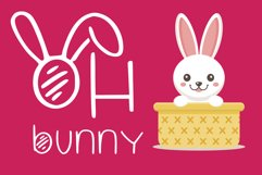 Oh bunny decorative Product Image 3