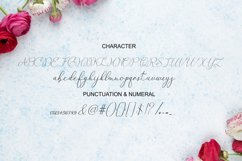 Roselina Script Product Image 5