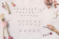 Web Font Allison Script Product Image 3