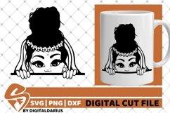 Bride svg, Afro svg, Melanin, Wedding svg, Black Woman svg Product Image 1