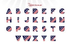 Patriot font family Product Image 3
