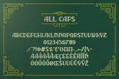 Bacalaos - Decorative Typeface Product Image 2