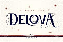 Delova - The Classic Font Product Image 1
