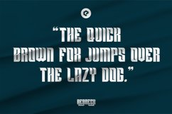 REDNECK Typeface Product Image 4