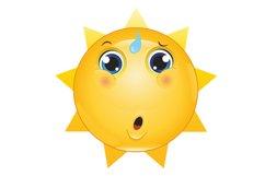 Emoticons Sun Product Image 2