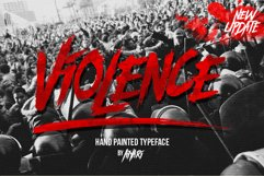 Violence Product Image 1