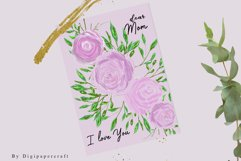 Happy Mother's Day Card, Mother Day gift card, Love you mom Product Image 6