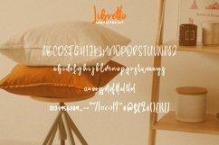 Web Font Livertto - Handwritten Font Product Image 4