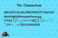 Playmates Font Product Image 2