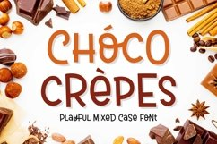 Choco Crepes Product Image 1